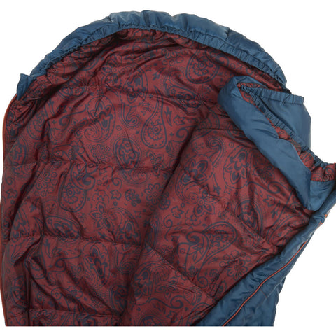 Kelty Big Dipper 30 Degree Girls Short  Sleeping Bag