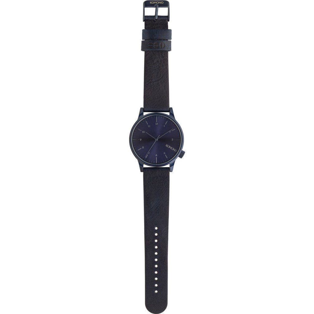 Komono Winston Regal Watch | All Blue KOM-W2266