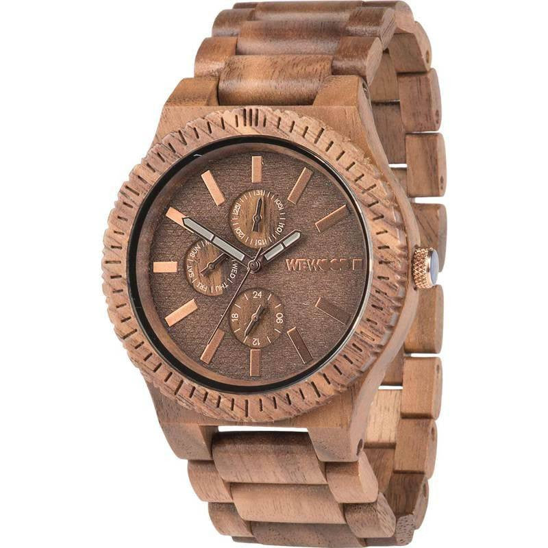 WeWood Kos Nut Watch | Walnut