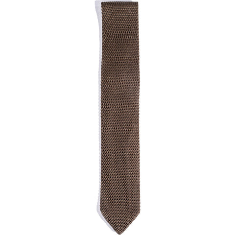 Hook & Albert Knit Tie | Olive