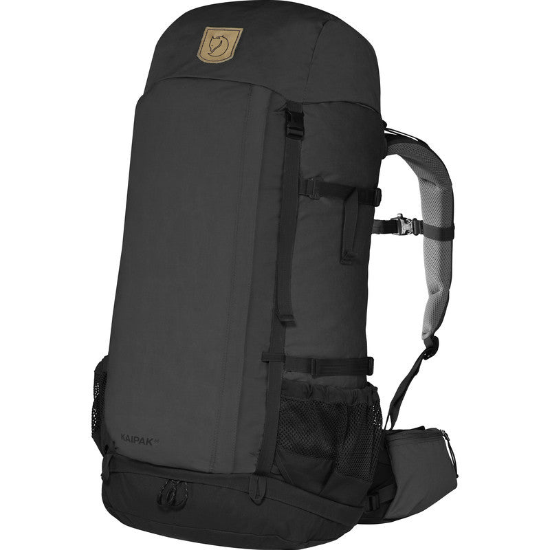 Fjallraven Kaipak 58L Backpack | Stone Grey F27086-018