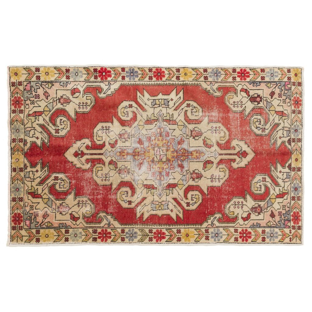 "Revival Rugs Kalvo Naturally Aged Rugs | 4'3"" x 6'11"""
