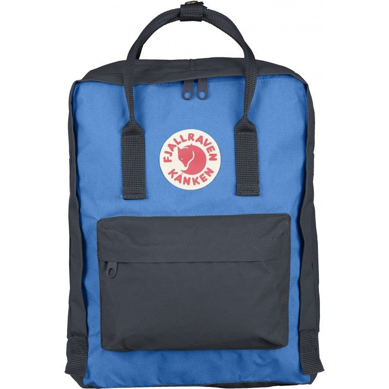 Fjällräven Kånken Backpack | Graphite/UN Blue 23510-031-525