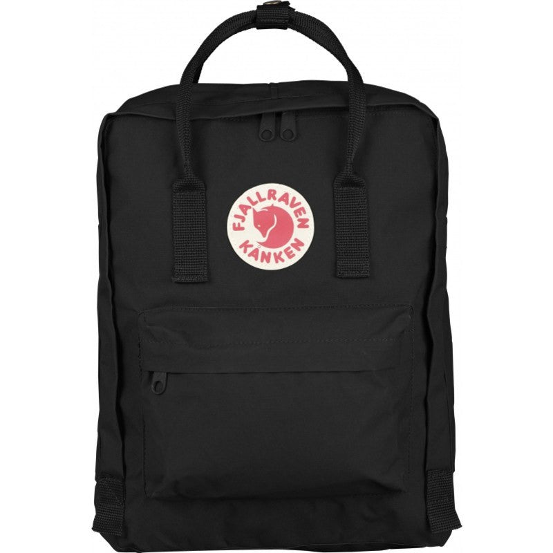 Fjallraven Kanken Backpack | Black F23510-550