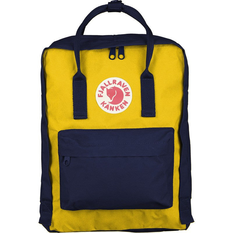 Fjallraven Kanken Backpack | Navy/Warm Yellow 23510-560-141