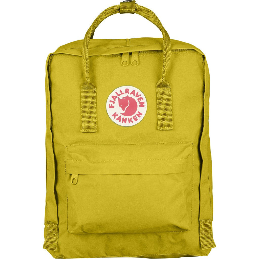 Fjallraven Kanken Backpack | Birch Green F23510-606