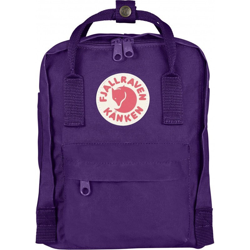 Fjällräven Kånken Kids Backpack | Purple 23551-580