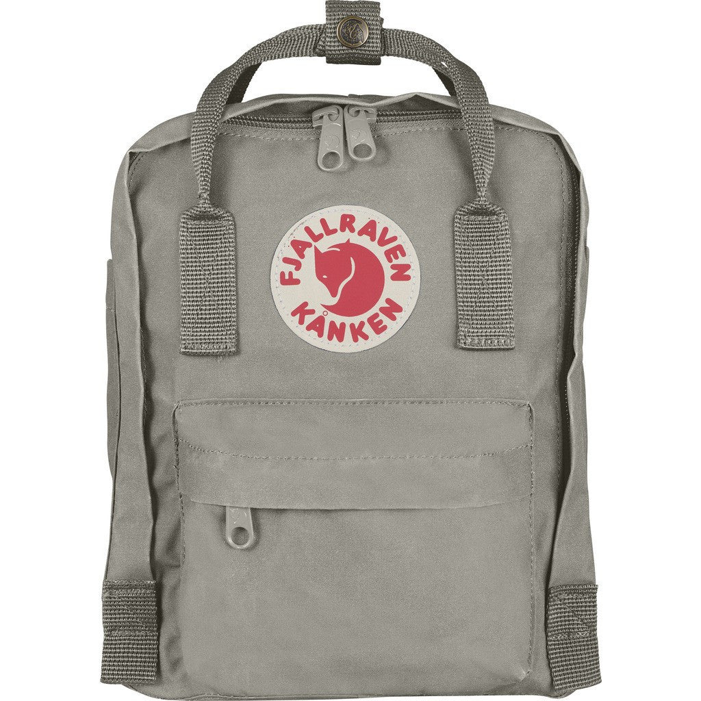 Fjallraven Kanken Mini Backpack | Fog F23561-021
