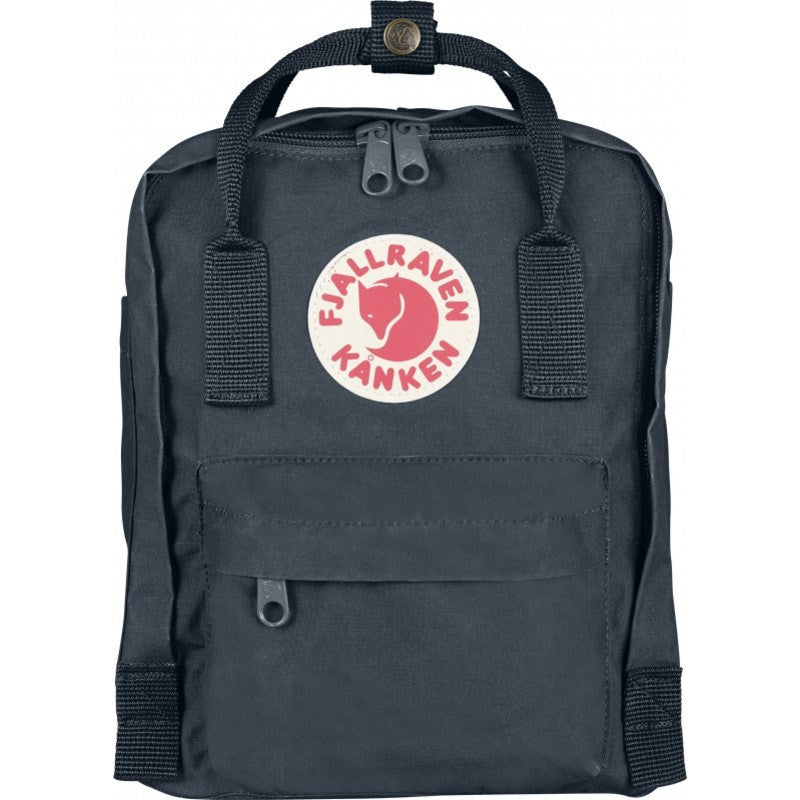 Fjallraven Kanken Mini Backpack | Graphite F23561-031