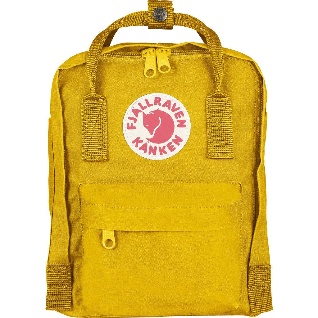 Fjallraven Kanken Mini Backpack | Warm Yellow F23561-141