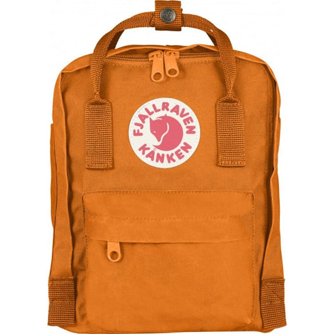 Fjallraven Kanken Mini Backpack | Burnt Orange F23561-212