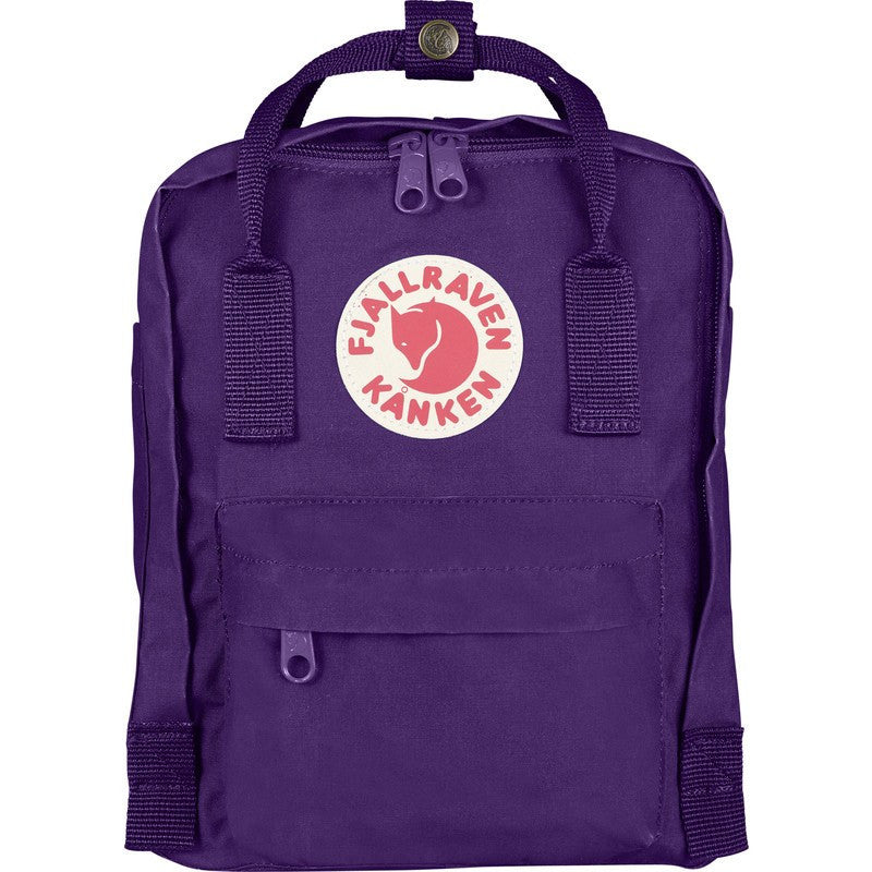 Fjällräven Kånken Mini Backpack | Purple