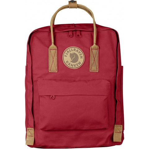 Fjällräven Kånken No. 2 Backpack | Deep Red 23565-325