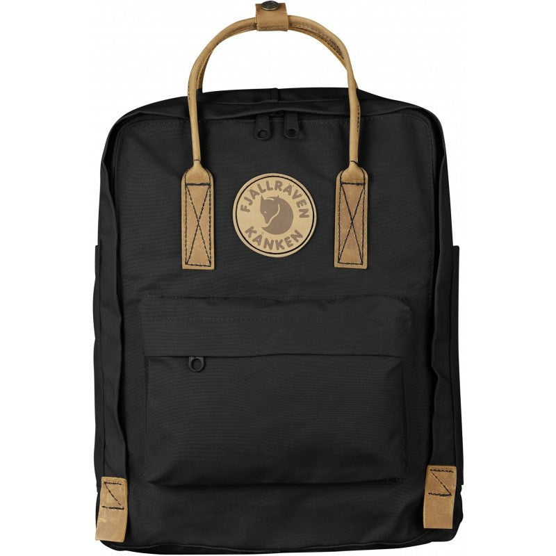 Fjällräven Kånken No. 2 Backpack | Black 23565-550