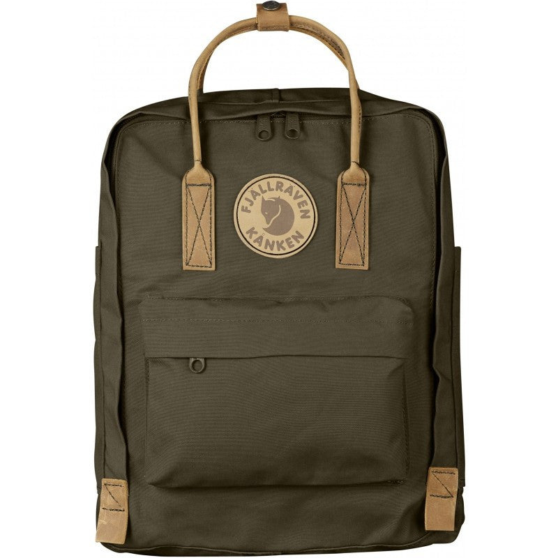 Fjällräven Kånken No. 2 Backpack | Dark Olive 23565-633