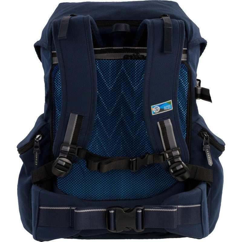 Crumpler Karachi Outpost Large Backpack | Midnight Blue