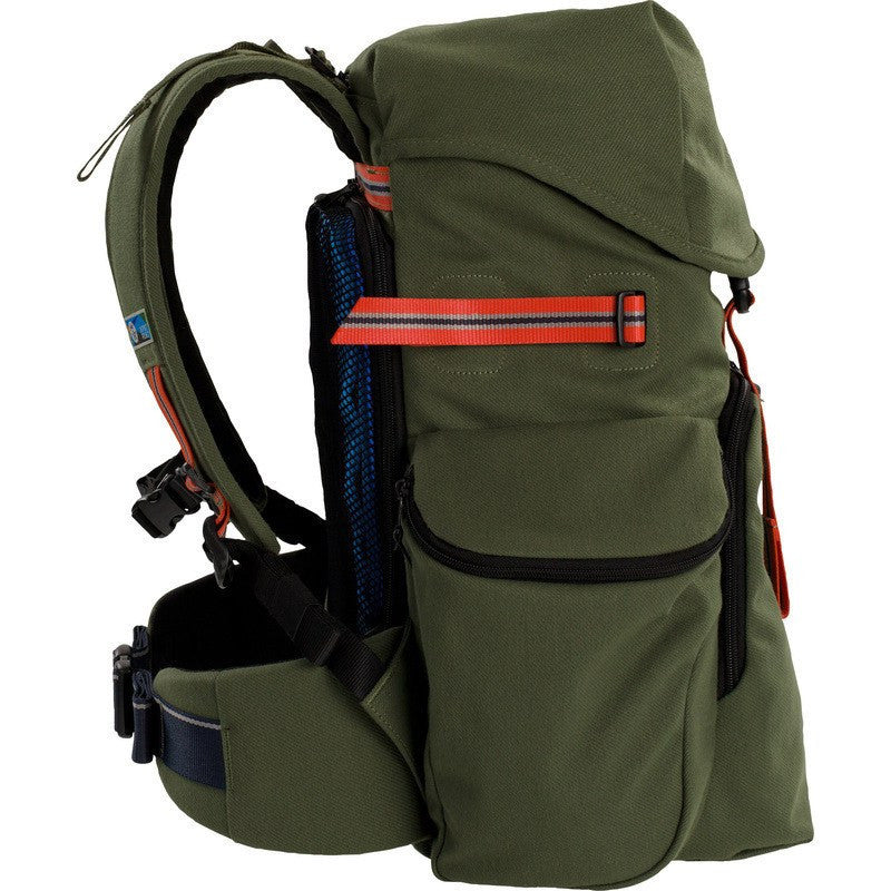 Crumpler Karachi Outpost Large Backpack | Rifle Green
