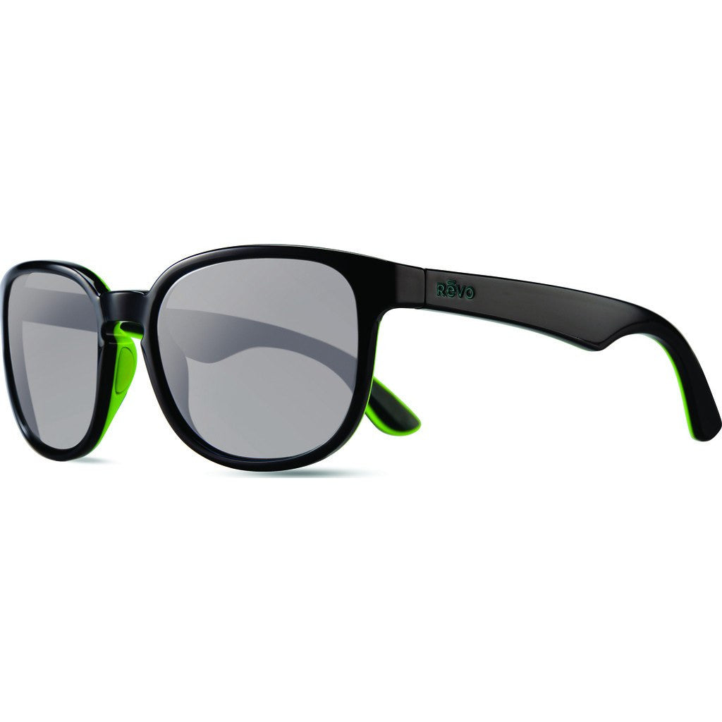 Revo Eyewear Kash Black/Green/Blue Sunglasses | Graphite RE 1028 01 GY