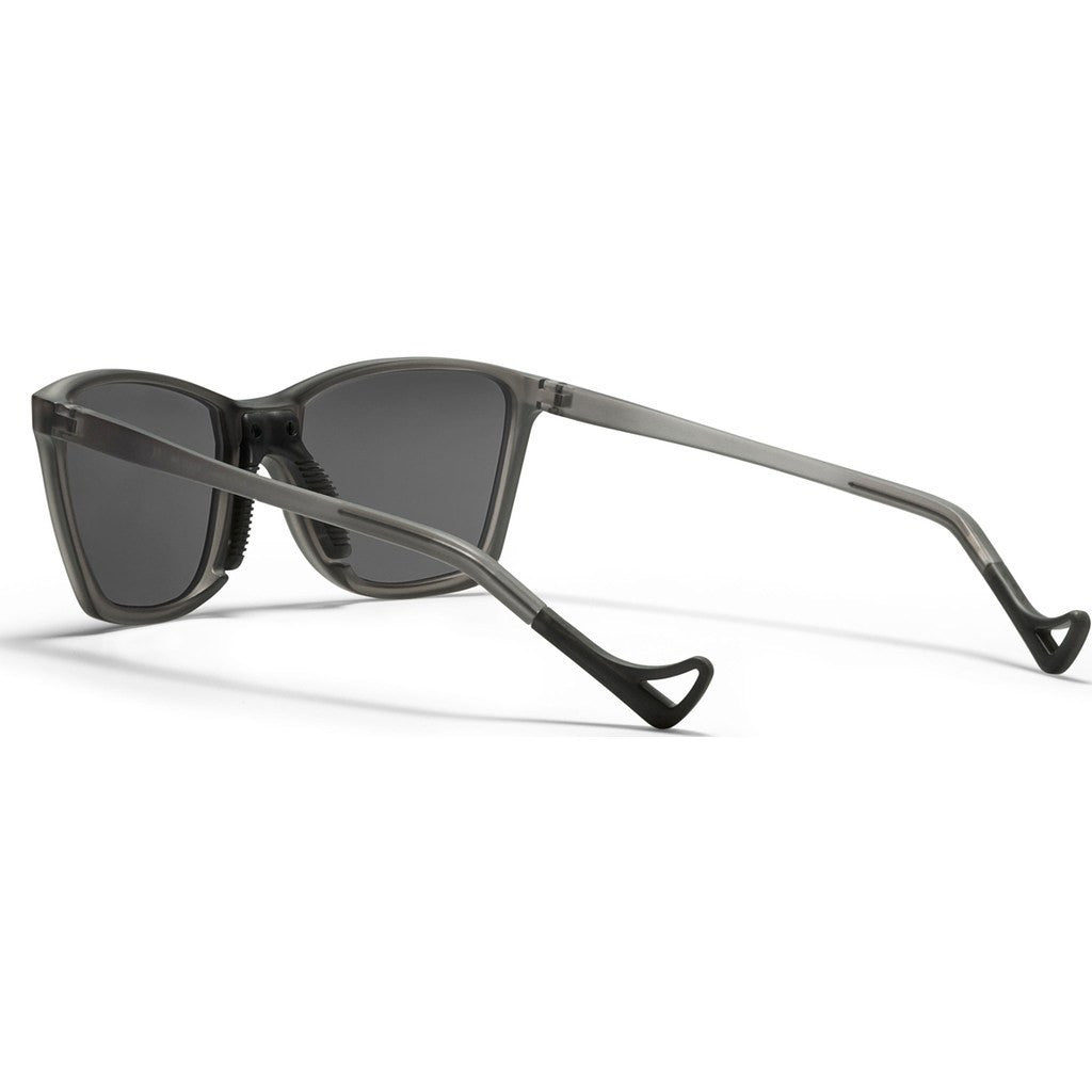 District Vision Keiichi Small Gray Sunglasses | District Water Gray