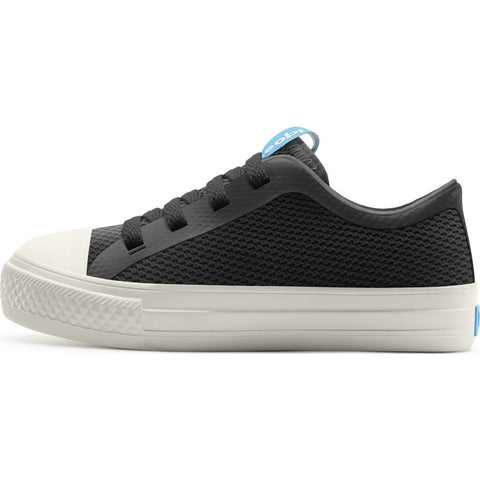 People Footwear Phillips Junior Shoes | Really Black/Picket White
