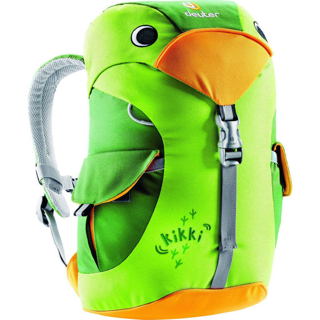 Deuter Kikki Children's Backpack | Kiwi/Emerald 36093 22060
