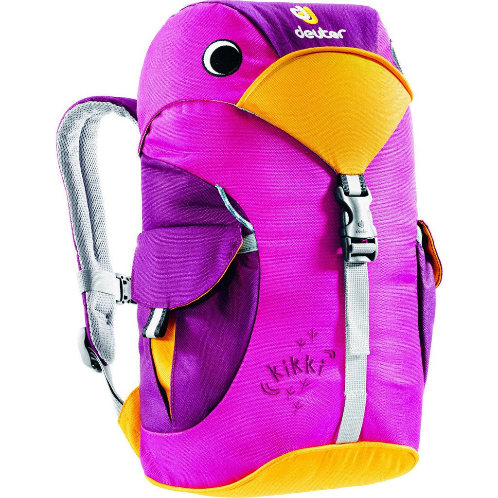 Deuter Kikki Children's Backpack | Magenta/Blackberry 36093 55050