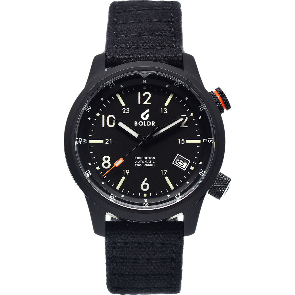 BOLDR Expedition Watch | Kilimanjaro