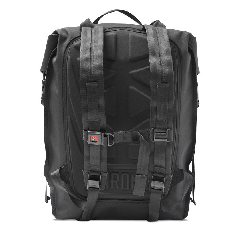 Chrome Excursion Rolltop 37 Backpack | Black