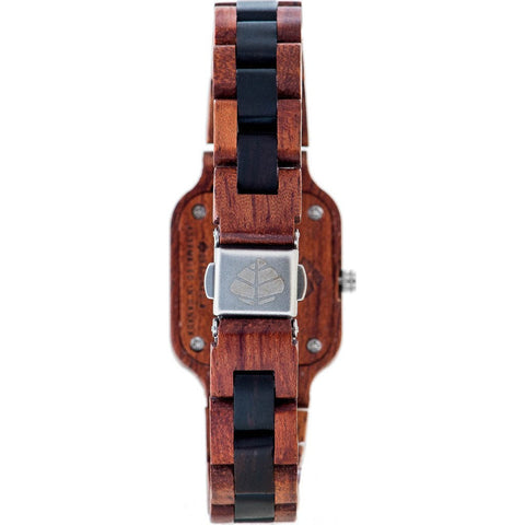 Tense Small Summit Watch | Rosewood/Dark Sandalwood L7305RD-W