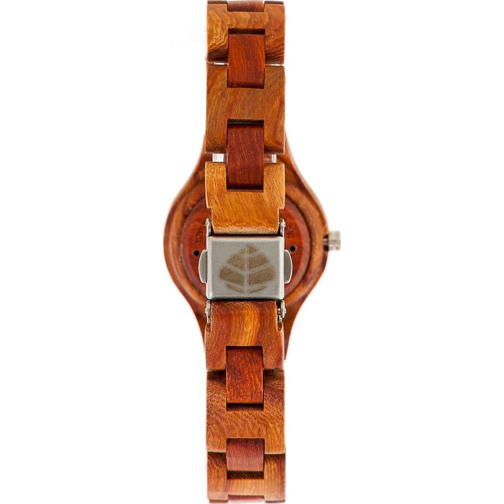 Tense Small Pacific Watch | Rosewood L7509R-BR