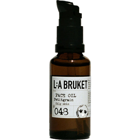L:A Bruket No 048 Face Oil | Petitgrain 30 ml
