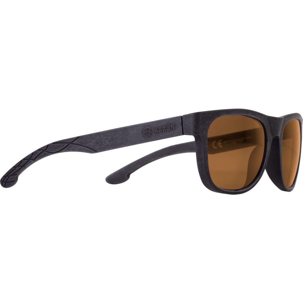 Bureo The Yuco Polarized Sunglasses | Amber 001YucoAmber