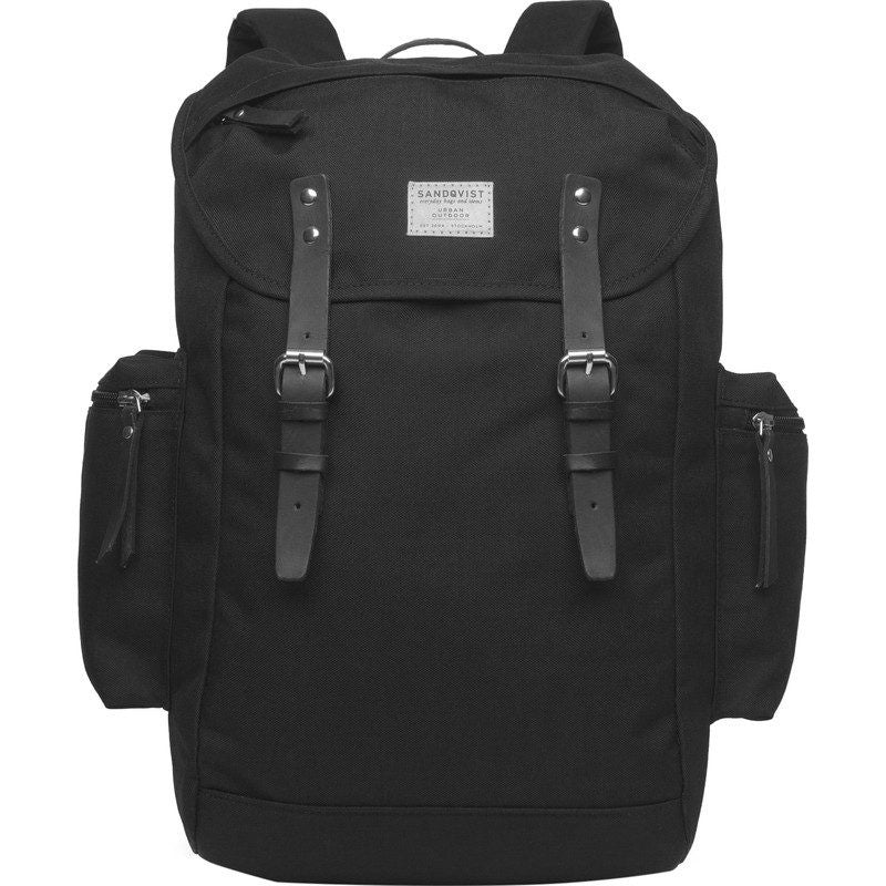 Sandqvist Lars-Goran Backpack | Black