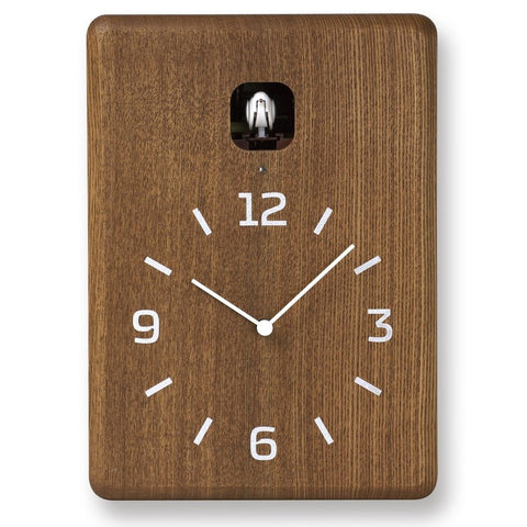 Lemnos Cucu Clock | Brown
