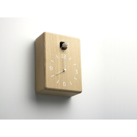Lemnos Cucu Clock | Natural