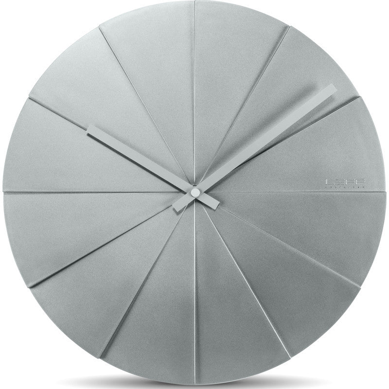 LEFF Amsterdam Scope45 Wall Clock | Grey