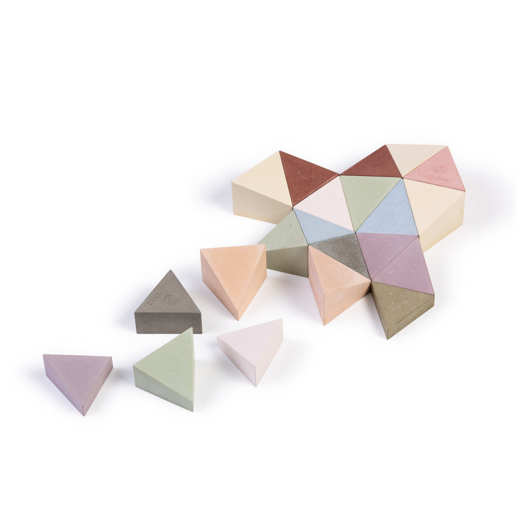 Logifaces Original Concrete Puzzle | Supercolor