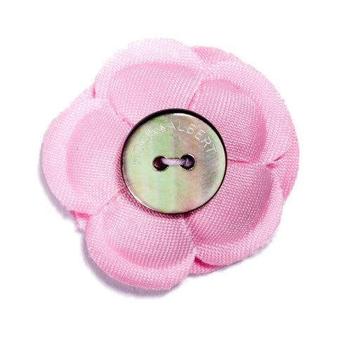 Hook & Albert Lapel Flower | Pink LFSDS-PNK-OS