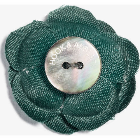 Hook & Albert Sparta Lapel Flower | Green LFSRS17F-GRN-OS
