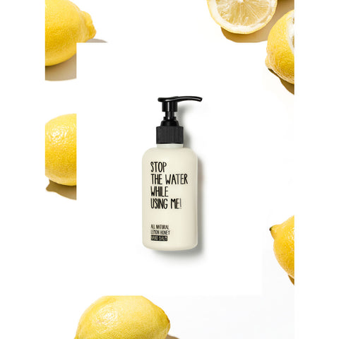 Stop the Water While Using Me! Hand Balm | Lemon Honey