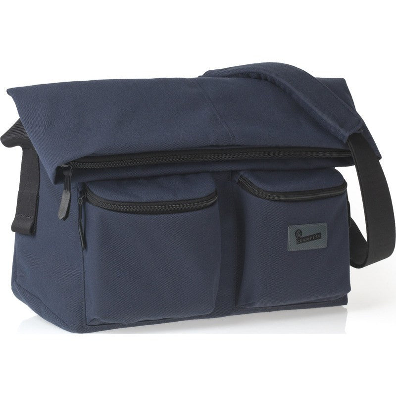 Crumpler Leaked Memorandum Satchel | Midnight Blue