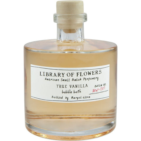 Library of Flowers Bubble Bath | True Vanilla 17R4