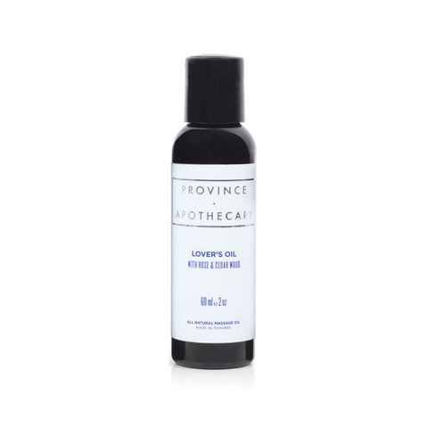Province Apothecary Lover's Oil | 60ml