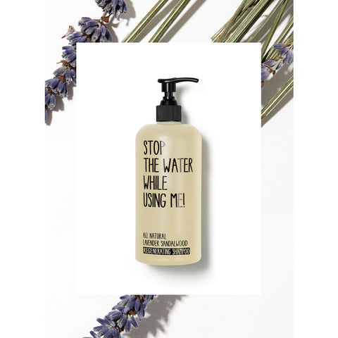 Stop the Water While Using Me! Regenerating Shampoo | Lavender Sandalwood