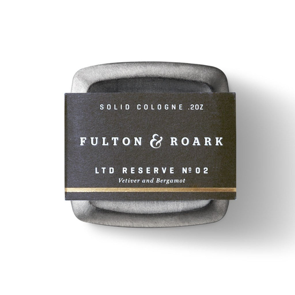 Fulton & Roark Limited Reserve No. 2 Solid Cologne | .2 oz COLES01