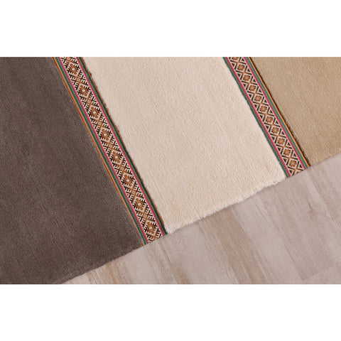 EMKO Lietuva Rug | Brown-LTbrown