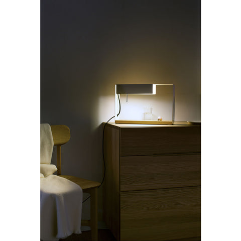 Marset La Discrete Wall Light | Off White