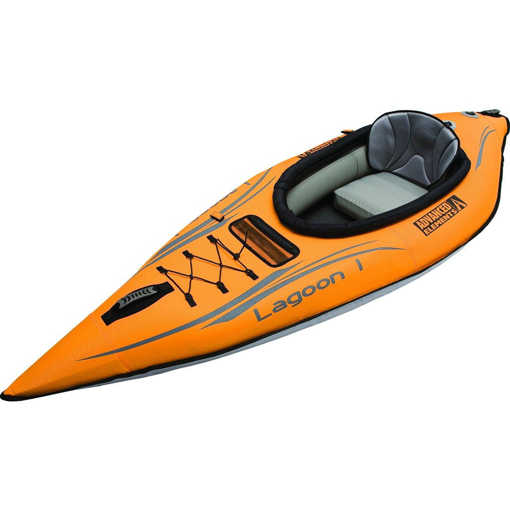 Advanced Elements Lagoon1 Kayak | Orange/Gray AE1031-O