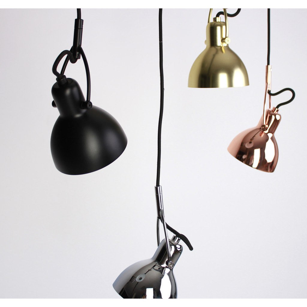 Seed Design Laito Pendant Light  | Black