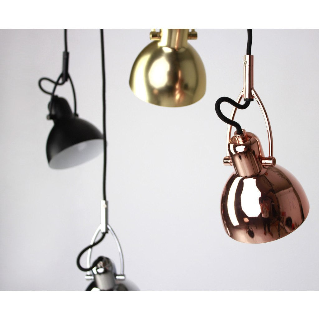 Seed Design Laito Pendant Light  | Copper